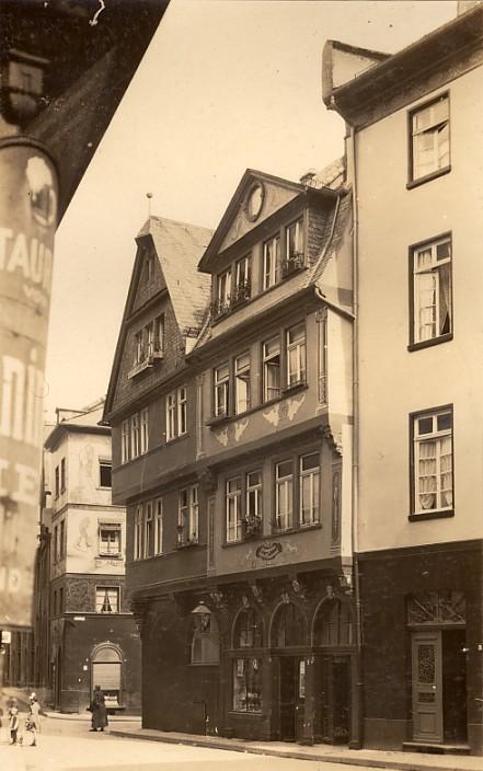 die altstadt fr her gestern und heute seite 3 frankfurt am main architectura pro homine. Black Bedroom Furniture Sets. Home Design Ideas